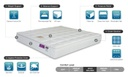 St. Cosmo - Foam Spring Mattress - Good Balance - 11""