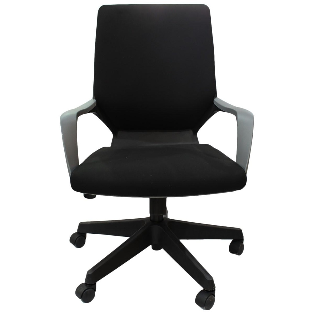 Merryfair Apollo Mid Back Office Chair-Black-908BSHA72N2