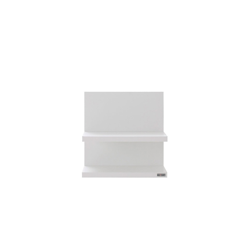 Perco Hanging Shelf/S-40-White
